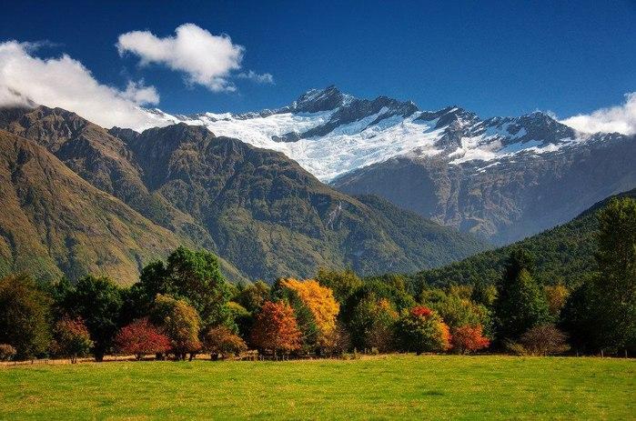 Расстрел в Новой Зеландии Pinterest: великолепные пейзажи новой зеландии