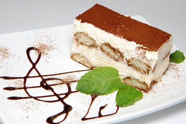 Пробуем десерт тирамису по рецепту