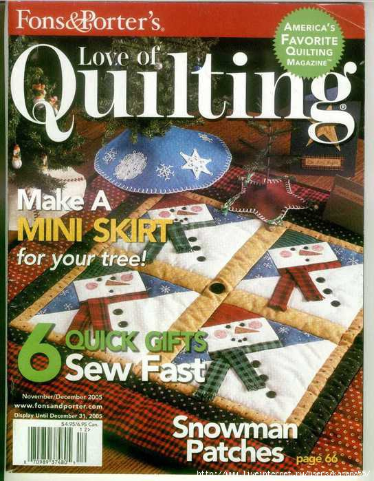 Love of quilting Nov.Dec.2005 (544x700, 234Kb)
