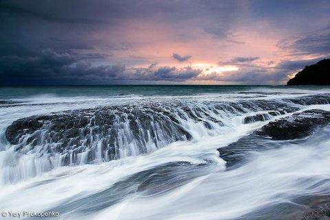 Whale Beach - северный пляж пригорода Сиднея, в штате Новый Южный Уэльс, Австралия (480x321, 30Kb)