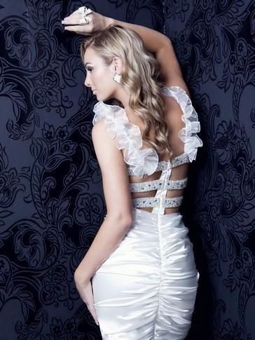 белое платье 2013