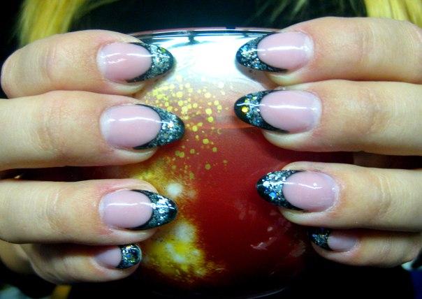 Короткие ногти красивый дизайн