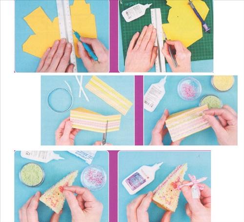 Как сделать дяде подарок из бумаги