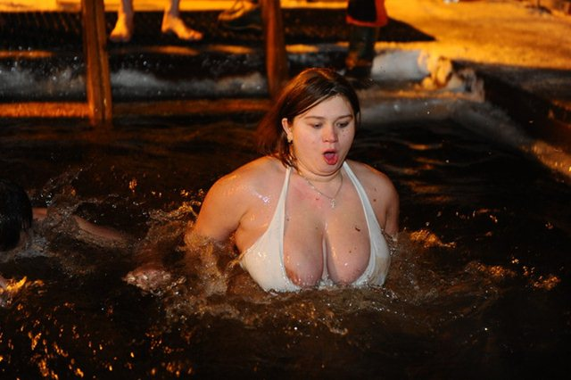 купание фото нагишом