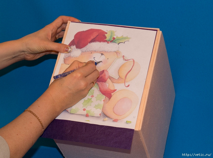 коробка для ёлочных игрушек (МК) 03 (700x518, 251Kb)