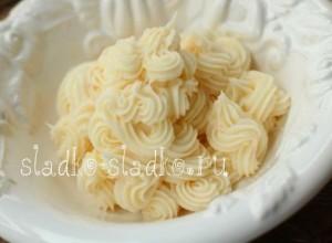 Как сделать масляный крем фото