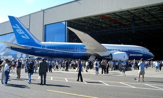 Приостановлены полеты лайнеров Boeing-787 Dreamliner