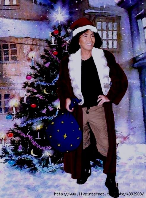 Валерий леонтьев с новым годом