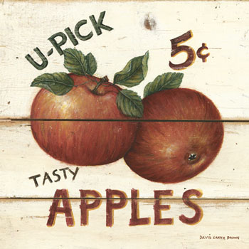 3182~U-Pick-Apples-Five-Cents-Posters (350x350, 32Kb)