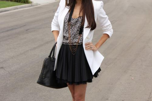 Модные юбки весна лето 2013