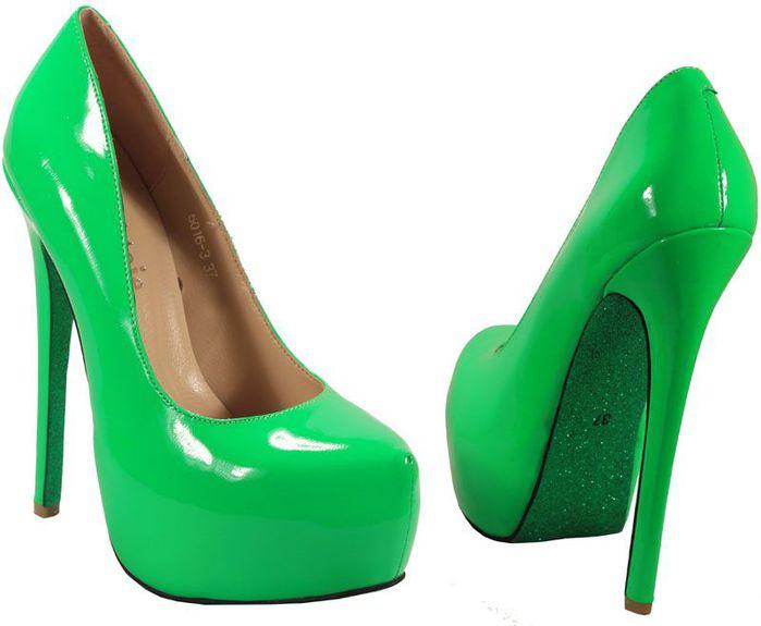 Обувь на высоком каблуке 2013