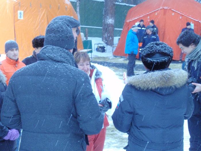 Москва готовится к Крещению  - фото 10