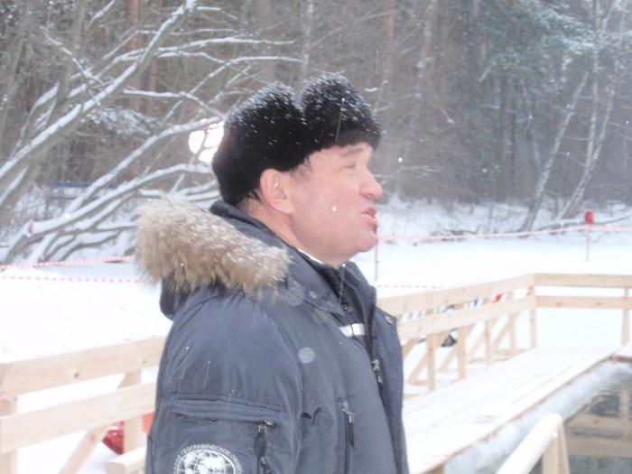 Москва готовится к Крещению  - фото 14