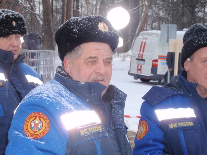 Москва готовится к Крещению  - фото 18