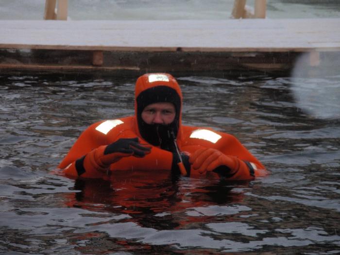 Москва готовится к Крещению  - фото 20