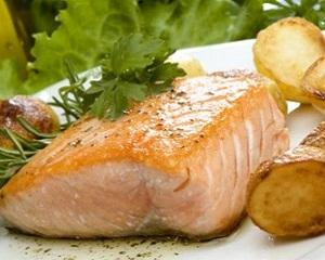 лосось в духовке рецепт с фото в фольге