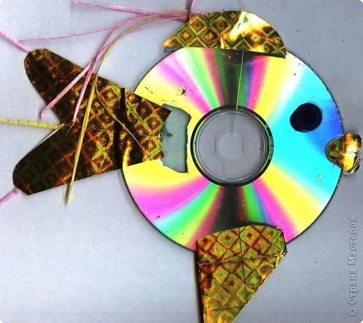 b Поделки из CD/b-b дисков /b или всё ненужное в.