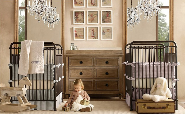brown-twin-baby-room-design (700x431, 118Kb)