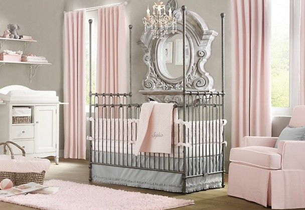 kids-room-designs-elegant-pink-white-gray-baby-girl-room-wonderful-baby-room-design-ideas-for-new-parents-2802 (608x420, 69Kb)