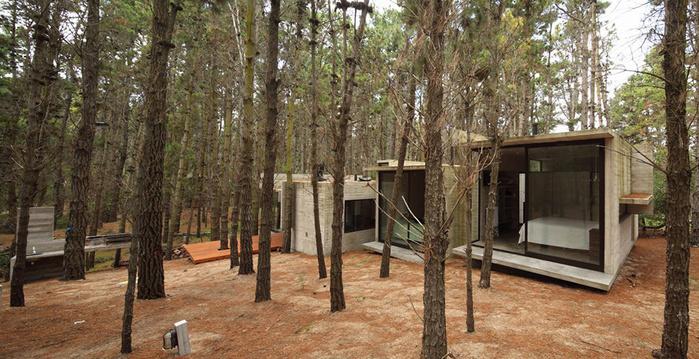 загородный дом фото (700x359, 181Kb)
