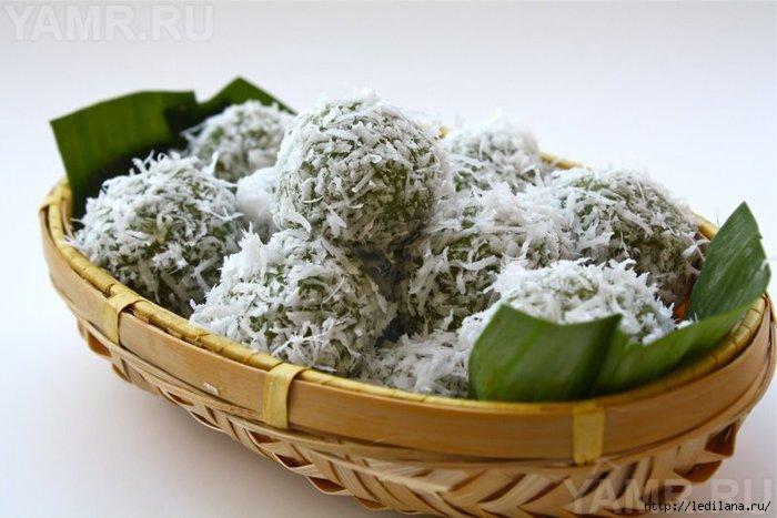японская кухня кокосовые шарики (700x467, 151Kb)