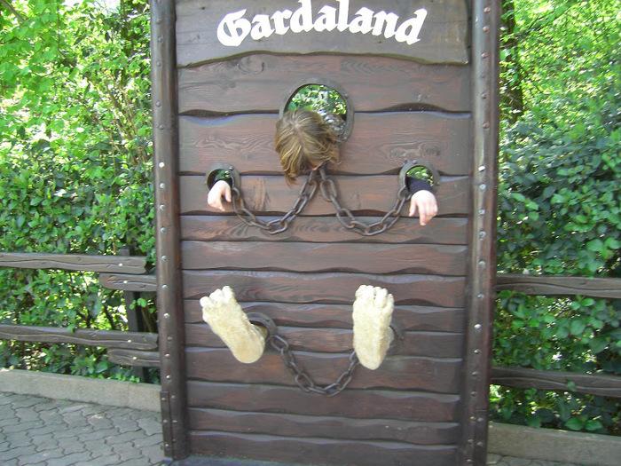 Назад в детство - Парк Гардаленд (Gardaland). 30067