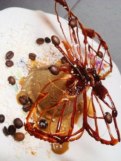 Украшения для торта карамель с