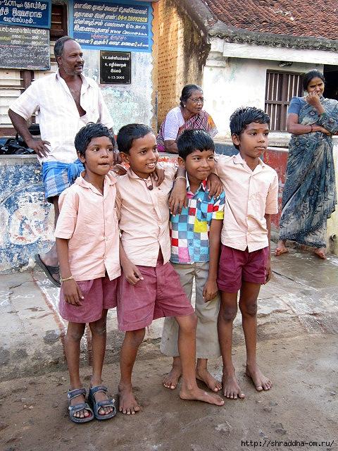 Индия, Тируваннамалай, люди, 5 (480x640, 320Kb)