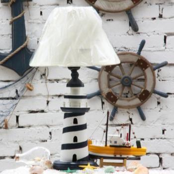 Настольная лампа средиземноморский стиль (350x350, 21Kb)