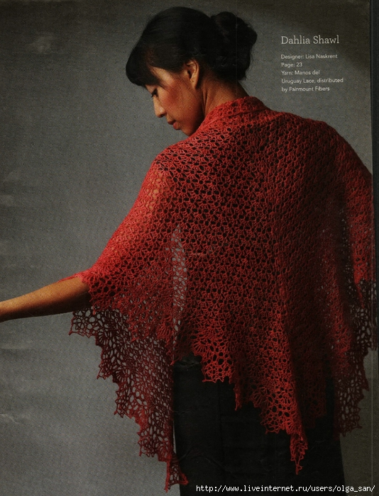 Красная шаль (534x700, 333Kb)