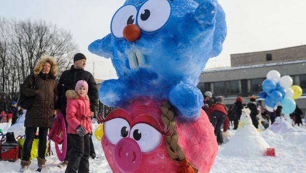Россия будет отмечать день снега  - фото 7
