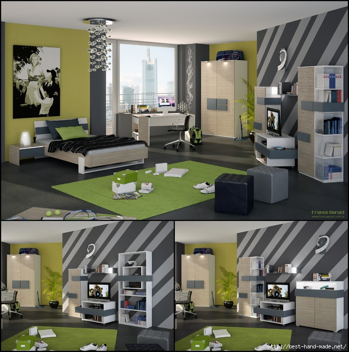 modern-boys-room-with-wall-decors-and-green-themed-feg-teen-room-design (693x700, 370Kb)