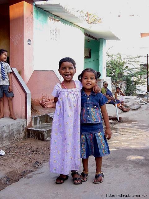 Индия, Тируваннамалай, люди, 8 (480x640, 268Kb)