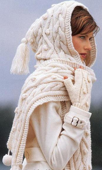 white scarf and mitenki (347x579, 83Kb)