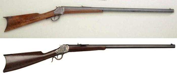 02 первые винтовки браунинга (700x304, 23Kb)
