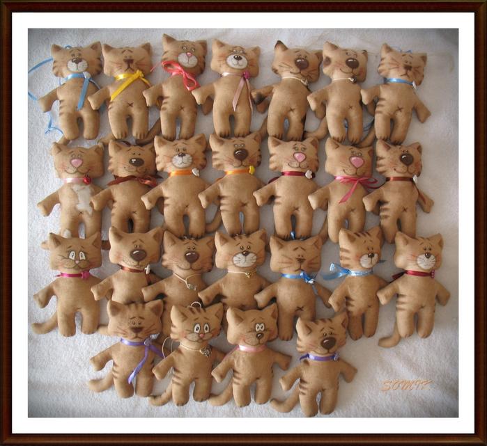 Сольные куклы своими руками