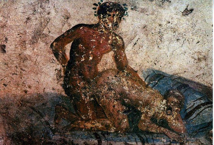 Секс в Древнем Риме - spletnik.ru
