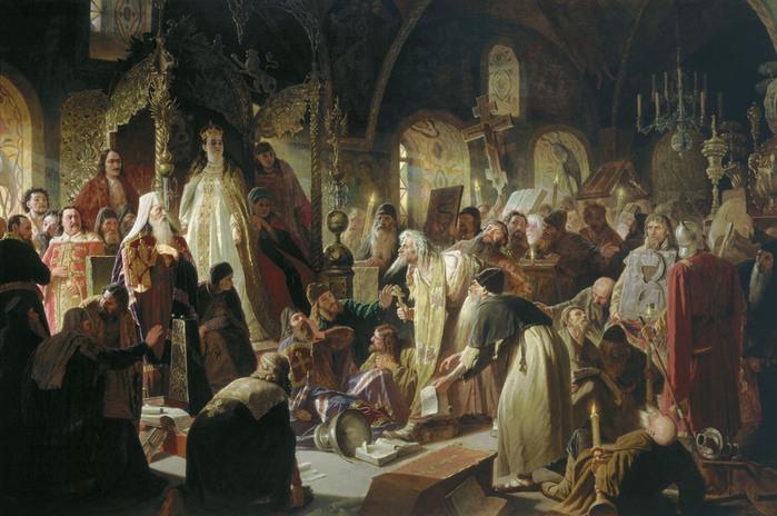 Nikita_Pustosviat._Dispute_on_the_Confession_of_Faith (700x464, 127Kb)