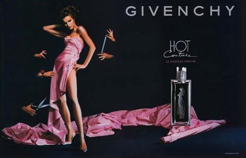 Ароматный список. Все ароматы в истории бренда Givenchy