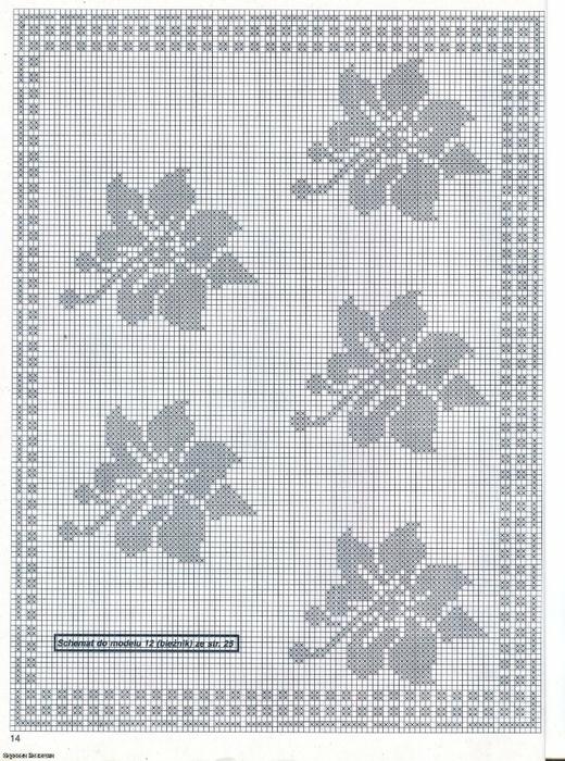 кленовые листья (520x700, 344Kb)