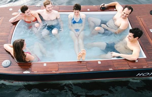 Hot Tub Boat лодка джакузи 2 (600x384, 61Kb)
