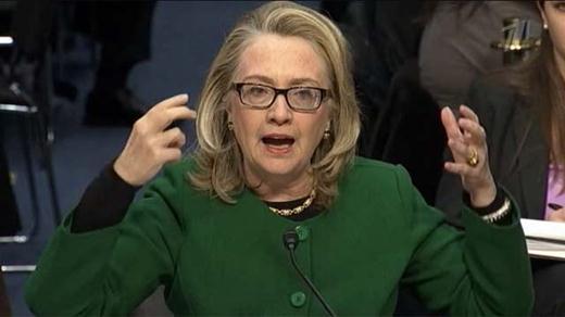 Хиллари Клинтон пояснила скрытие информации об убийстве посла в Ливии