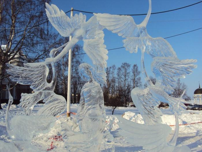 Ледяная скульптура 96606750_2