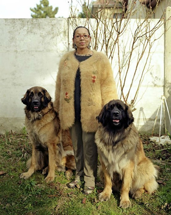 одежда из собачьей шерсти (554x700, 115Kb)