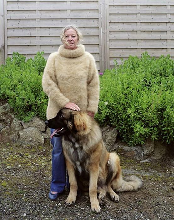 одежда из собачьей шерсти 1 (554x700, 130Kb)