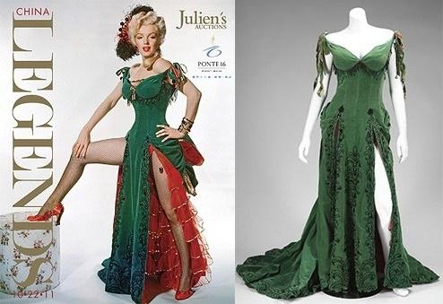 Monroe-gren-dress (494x339, 66Kb)