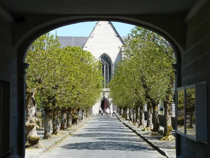 Mонастырь ордена цистерцианцев Мариенштатт 79700