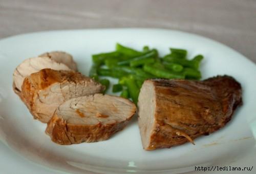Свинина в соево-имбирном маринаде (500x339, 77Kb)