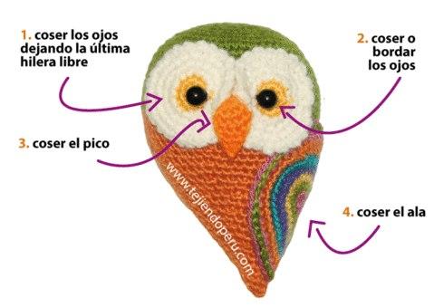 Пасхальная курочка (крючок схемы. Вязание пасхальных курочек)