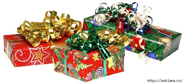 подарки (600x274, 150Kb)